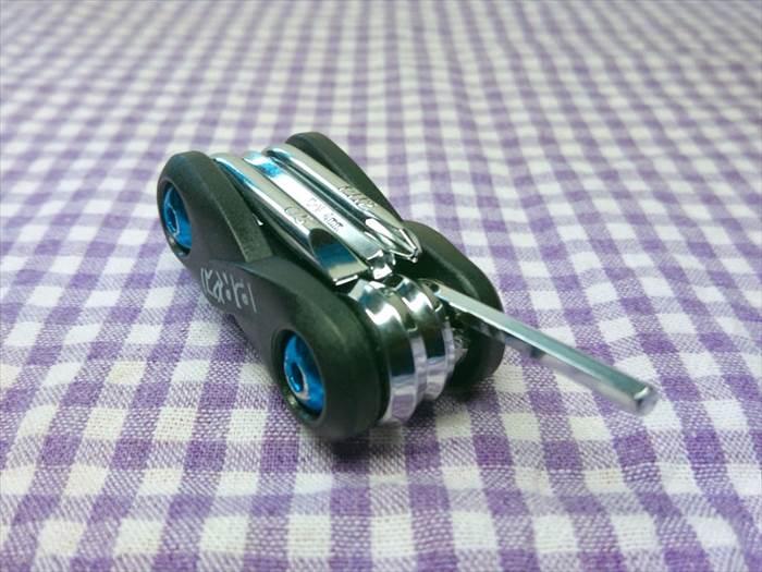 シマノPROミニツール6ファンクションのアーレンキー3mm